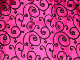 Pink Wallpaper For Bedrooms Hot Pink Wallpaper