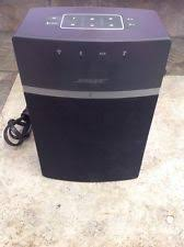 bose 416776. bose soundtouch 10 bluetooth wireless sound system 416776 mint bose