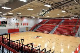 high school gym. HCHS Gym High School T