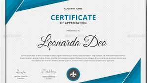free recognition certificates certificate of recognition template 15 free word pdf