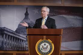 Senate GOP leader relishes role as '<b>Grim Reaper</b>'
