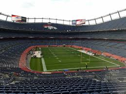 Denver Invesco Field Seating Chart Empower Field Section 234 Rateyourseats Com