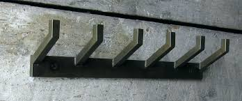 Iron Coat Rack Wall Adorable Cast Iron Coat Hooks Wall Mounted Cast Iron Coat Hook Jewelry Wall