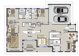 lovely idea 6 free house plans for 4 bedrooms bedroom small home