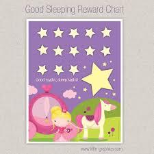 Download Reward Chart Good Sleeping Princess Reward Chart Download Reward Chart