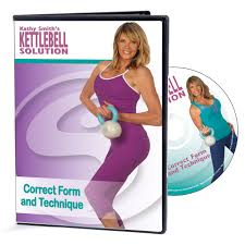 The Kathy Smith Kettlebell Solution Tutorial For Proper Kettlebell Form    Stamina Products