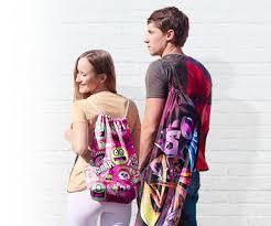 Надписи на рюкзаках-мешках с полной запечаткой. Рюкзаки с ...