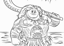 Disney Coloring Pages For Adults Fresh Disney Moana Coloring Pages