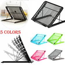 <b>Durable Portable Foldable Notebook</b> Laptop Desk Table Stand Tray ...