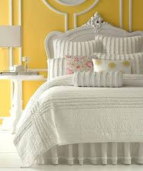 yellow and white bedding best bedding images on master bedrooms bedroom decor and comforters yellow and