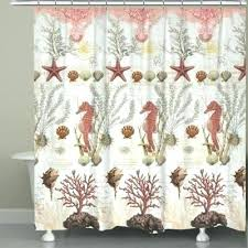 salmon colored shower curtain bath and beyond shower curtains salmon colored shower curtains