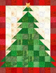 Tree Quilt Patterns Awesome Christmas Tree Quilt Pattern Now Available Lyn Brown's Quilting Blog