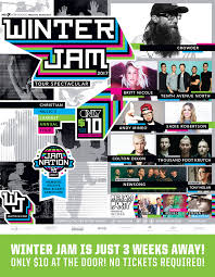 winter jam flyer 2018 winter jam tour spectacular 2017