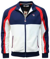 fila vintage jacket. gybe fila vintage retro seventies track jacket p fila vintage r