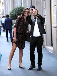 Prague, czech republic nationality : Alena Seredova Out Shopping In Milan 05 17 2017 Hawtcelebs
