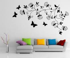 marvelous ideas wall decoration painting wall decoration painting images about wall painting on erfly wall