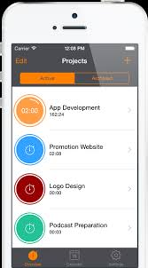 Track Hours Worked App Tick Track The Ios Time Tracker App That Lets You Get