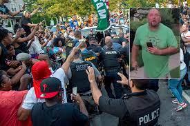 NJ man who hurled racial slurs at ...