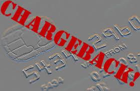 Credit Card Chargeback Dispute Transactions
