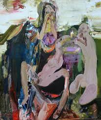 Stories Undone, 2014 - Maja Ruznic. Abstract OilAbstract  ExpressionismAwesome PaintingsContemporary ...