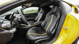 2018 ferrari interior.  interior gallery 2018 ferrari 812 superfast interior with ferrari r