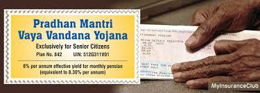 Pradhan Mantri Vaya Vandana Yojna Benefits Review Of