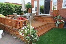 small decks patios small. Lovable Small Backyard Deck Patio Ideas And For Backyards Large Beautiful Decks Patios A
