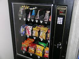 Universal Vending Machine Code Custom 48 When The Vending Machine Gives You Two Things Instead Of One