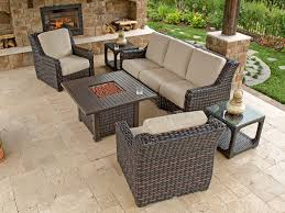 set fabulous outdoor sofa and dining table outdoor wicker sofa table gallery image iransafebox