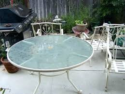 best spray paint for wrought iron patio furniture metal re gorgeous outdoors outside wroug