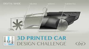 new car launches in jan 20143dersorg  Local Motors launches Design Challenge for first 3D