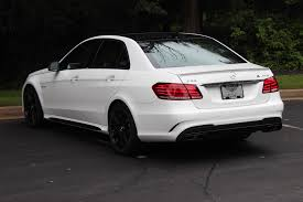 mercedes e63 amg 2014. Simple 2014 Used 2014 MercedesBenz EClass E63 AMG SModel  Vienna With Mercedes Amg