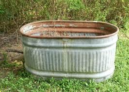 galvanized bathtub for galvanized water troughs for metal horse trough bathtub farmhouse design and