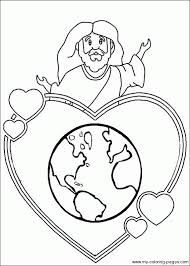 Small Picture coloring pages christian symbols coloring sheet a selection