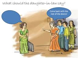 inside out how longer will we take to abolish the dowry system  we need to follow it i am sure you wouldn t have followed the tradition if it was inconvenient to you you need not follow the age old traditions that has