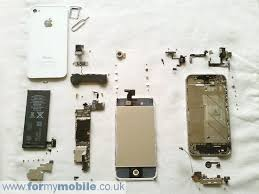Iphone 4 Screw Chart Pdf Iphone 4s Disassembly Screen Replacement And Repair