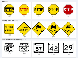 american traffic signs and meanings. Brilliant American Field Guide To American Traffic Signs  By Andrew Tu0027s Archives For And Meanings E