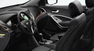 santa fe xl ultimate with 6 seats change package interior black leather