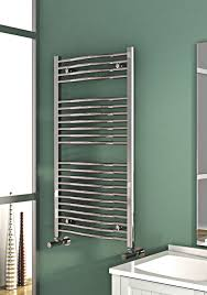 Hot water towel radiator / electric / steel / contemporary AMAZON Carisa  Design Radiators ...