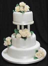 What Style Of Wedding Cake Suits Your Theme Easy Weddings