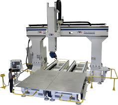 s 5axis large dual moving table 5 axis