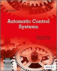 Automatic Control Automatic Control Systems 9th Edition Farid Golnaraghi