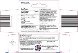equaline stay awake supervalu inc caffeine mg tablet stay awake carton image 2