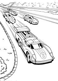 Small Picture 245 best Car Coloring Pages images on Pinterest Car drawings