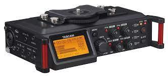 Tascam DR70D DSLR Fotoğraf Makineleri Dört Kanallı Ses Kayıt Cihazı :  Amazon.com.tr: Müzik Enstrümanları ve DJ