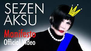 Sezen Aksu - Manifesto (Official Video) - YouTube