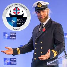 It's not what we are saying, everybody is talking about him, and women worldwide cannot resist from hitting the love button on his hot instagram posts. Norwegian Lieutenant Public Face Of Nato Takes The Internet By Storm The Nordic Page