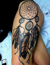Pics Of Dream Catchers Tattoos 100 Dreamcatcher Tattoos and Designs 30
