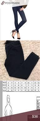 Hue Curvy Fit Denim Leggings Hue Curvy Fit Jean Leggings In