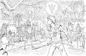 best of percy jackson coloring pages in nightwing capricus me at